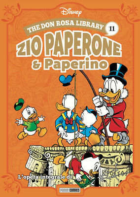 The Don Rosa Library   11 - Panini Comics