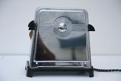 Vintage Art Deco GEC Electric Toaster With Original Box