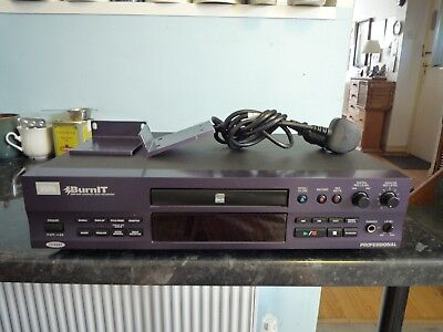 HHB Burnit CD Recorder/Player-Model CDR-830