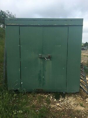 steel storage container 20ft x 8ft