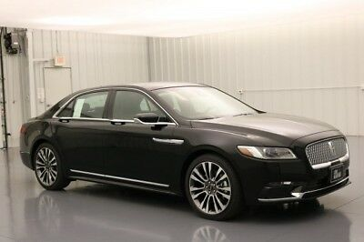 Lincoln Continental RESERVE FWD 2.7 TWIN TURBOCHARGED V6 SEDAN MSRP $59130 CONTINENTAL CLIMATE PACKAGE BRIDGE OF WEIR DEEPSOFT LEATHER LINCOLN CONNECT