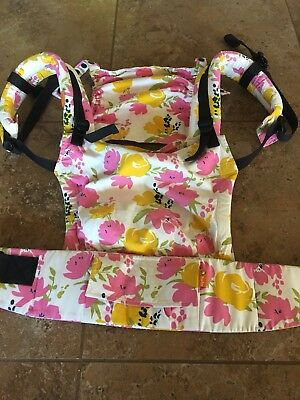 Tula Free To Grow Carrier Hamptons Pattern