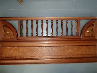 Lovely antique cot from the baltic area Scandinavia north east Germany