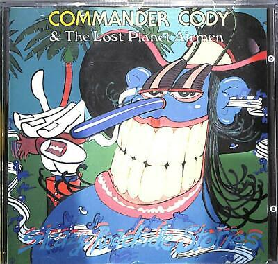 66753 Cd - Commander Cody & The Lost Planet Airmen* - Sleazy Roadside Stories