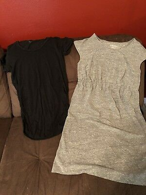 Maternity Clothes Size Large- 2 Items