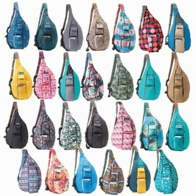 4363a1a0c Kavu Rope Sling Bag Crossbody Backpack Everyday Travel Hiking Daypack  Polyester