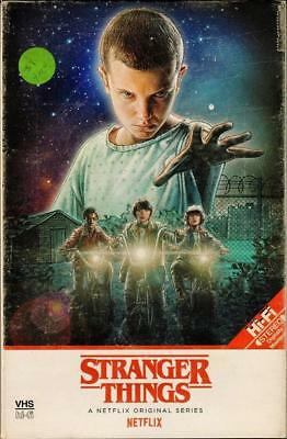 Netflix Stranger Things Season 1 DVD