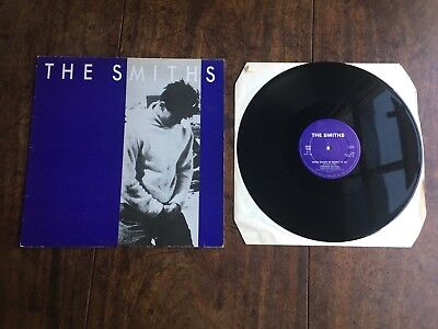"""The Smiths 'how Soon Is Now' """"12 Lp 1985 Rough Trade Records"""