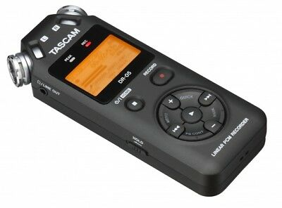 Tascam DR-05 Handheld PCM Portable Digital Recorder dr05  w 4GB SD Card v2