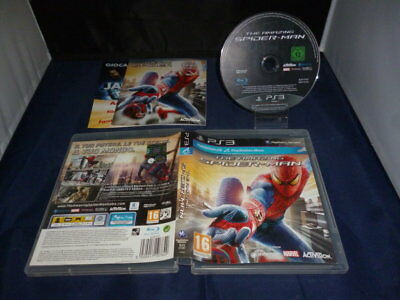 PS3 The Amazing Spider Man - per Console Sony PlayStation 3 - PAL ITA
