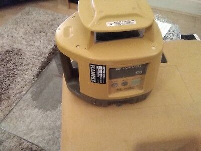 Topcon RL-H3C Rotating Laser Level With Receiver Ls-70c