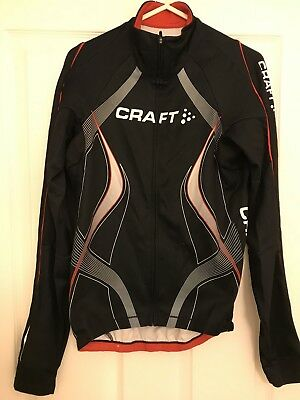Craft L2 Insulation Men's Long Sleeve Cycling Top Size Xs