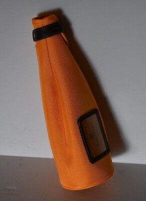 Veuve Clicquot Champagne Insulated Neoprene Ice Jacket Sleeve Bottle Cover 75ml