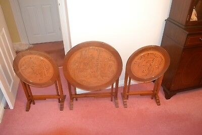 Vintage Chinese Low Tables