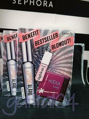 b6590a24adc BENEFIT COSMETICS THEY'RE Real Beyond Mascara Black Big Lash Blowout ...