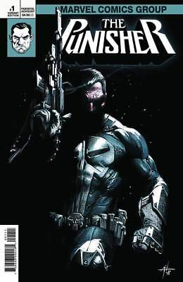 The Punisher Classic Trade Variant issue #1