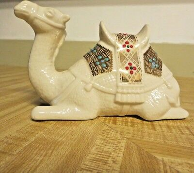Lenox China Jewels Collection Mint 1994 Lying Camel Nativity Figurine