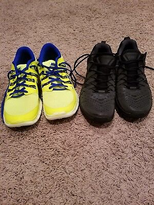 Lot Of 2 Mens Nike Free Size 11.5