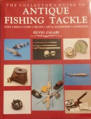 Vintage Fishing Tackle VALUE GUIDE Reel Rod COLLECTOR'S BOOK LURE DECOY