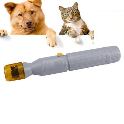 Toe Nail Grinder Clipper Pet Dog Electric New Grooming Tool Care Cat Claw