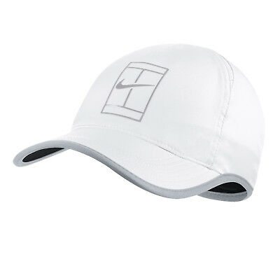 NIKE COURT AEROBILL Featherlight Tennis Hat  c6cc7b62830