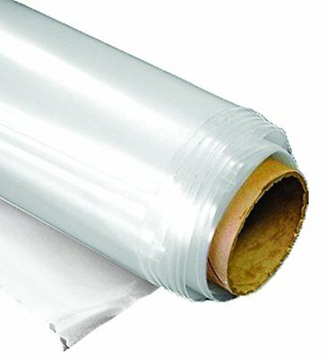 Greenhouse Clear Plastic Film Polyethylene Covering Gt4 Year 6 Mil 20ft. X 25ft.