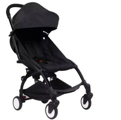Baby Compact Travel Lightweight Pushchair Stroller Buggy