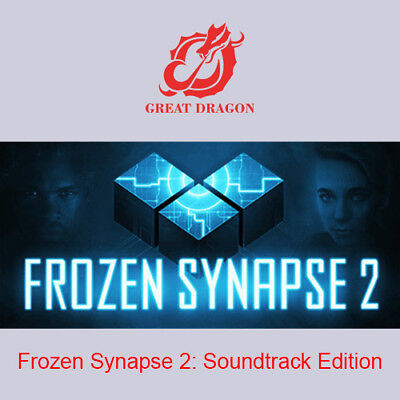 [Contact Before Purchase] Frozen Synapse 2: Soundtrack Edition [PC Global]