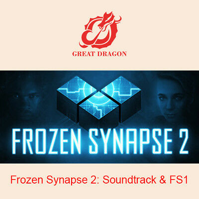 [Contact Before Purchase] Frozen Synapse 2: Soundtrack & FS1 [PC Global]