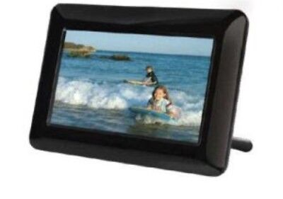 "CREST 7"" Widescreen Digital Photo Frame"
