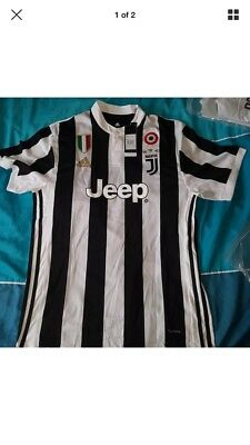 Juventus Player Issue shirt 17/18 XL