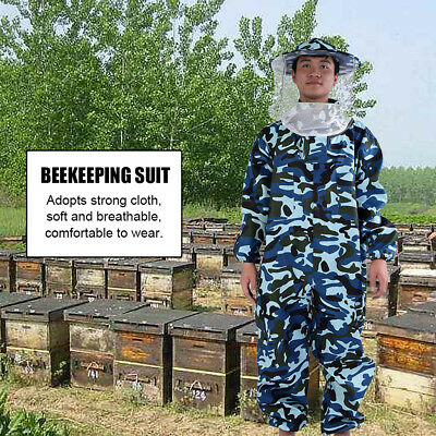 Beekeepers Bee Suit Beekeeping L XXL Premium Quality Protective Camouflage
