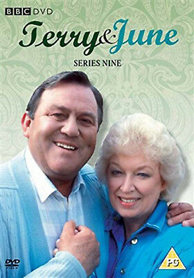 TERRY & JUNE COMPLETE SERIES 9 DVD Ninth Season Comedy Scott Whitfield UK New R2