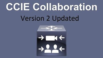 Cisco Collaboration v2 Voice Lab CCIE VMware images CUCM CUC CUPS v12 + VIDEOS