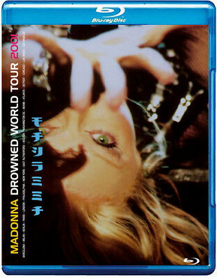 Blu-Ray Madonna Drowned World Tour