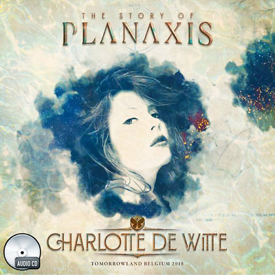 Charlotte de Witte - Live @ Tomorrowland 2018 (20-07-2018)  -  AUDIO CD