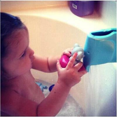 Bathtub Spout Cover - Faucet For Kids Baby Tub Accessories Extender Protecting