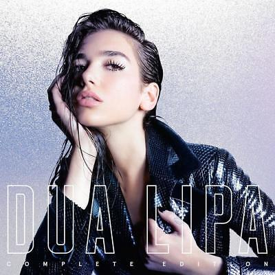 Dua Lipa - Complete Edition - New 2CD Album - Pre Order Released 19/10/2018