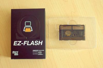 Genuine EZ FLASH Omega for GBA GBM GBASP NDS NDSL Card Support Micro SD to 128GB