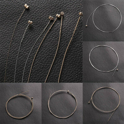 11C1 6366 6 sets high quanlity Easy to distinguish Clear Strings electric Guitar