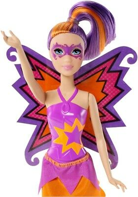 Barbie Princess Power Butterfly Maddy Doll. Best Price