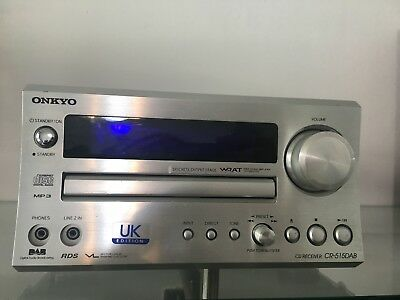 ONKYO CR515DAB Audio Shelf System