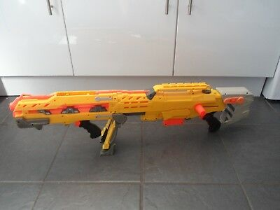 Nerf N-Strike Elite Long Shot CS-6 Blaster Gun  VGC