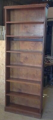 late victorian/ book shelves/case
