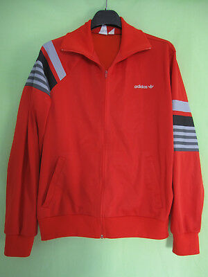 12d6cf836765 VESTE ADIDAS ROUGE Made in France Ventex 80 S Vintage Jacket - 180 ...
