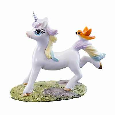 My Fairy Gardens Mini - Sparkle Fizz Unicorn With Bird - Supplies