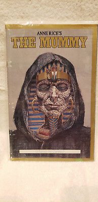Anne Rice's The Mummy Or Ramses The Damned #1 Millennium Comic