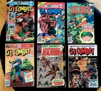 Atomic era war comic Collection