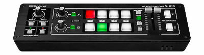 Roland V-1HD Portable 4 X HDMI Input Switcher with Multi-View 100% Tested