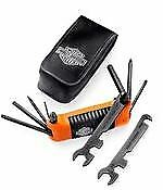Harley-Davidson 94435-10 ALL-IN-ONE FOLDING TOOL